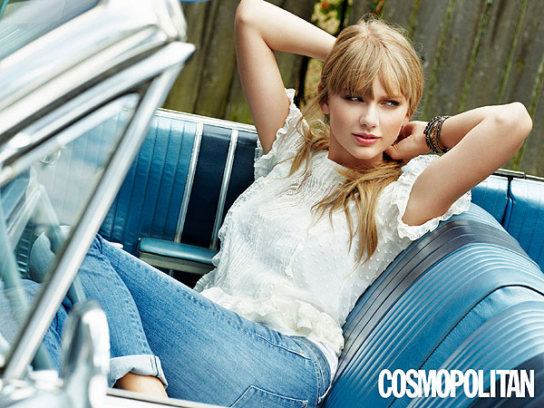 Taylor Swift 'Can't Deal' With Cheating, She Says in Cosmopolitan