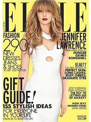 Jennifer Lawrence Won't Starve for Roles