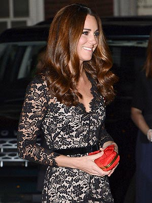 Kate's Fundraising Includes Lucky Lupo and Lace Dresses!