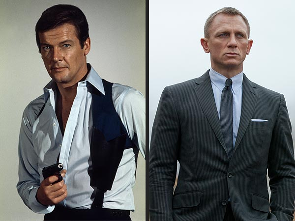 Daniel Craig, &#39;Skyfall,&#39; Best Bond of All, Says Sir Roger Moore