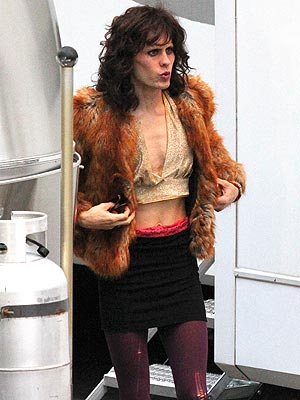 Jared Leto in &#39;The Dallas Buyers Club&#39; in Drag