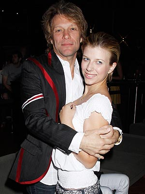Jon Bon Jovi Addresses Daughter's Drug Trouble