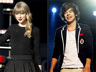 Taylor Swift and One Direction&#39;s Harry Styles: Are They Dating?