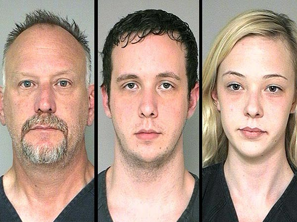Catt Family Robs Banks, Police Say
