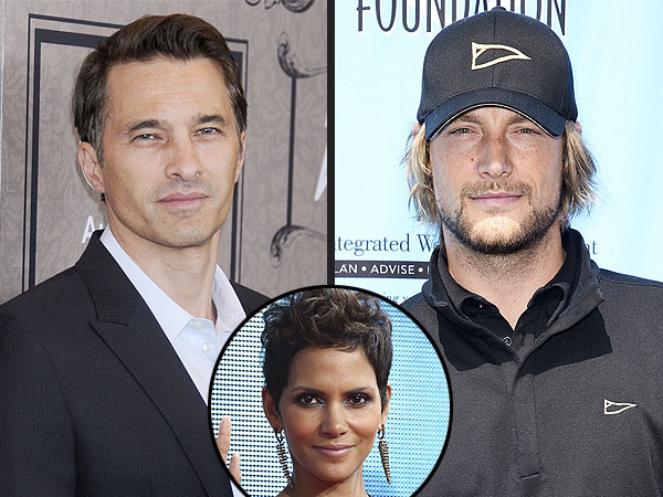 Halle Berry&#39;s Ex Gabriel Aubry, Olivier Martinez In Thanksgiving Brawl