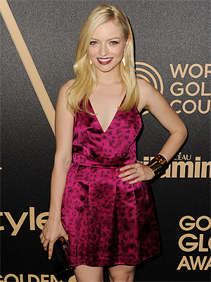 Francesca Eastwood Is Named Miss Golden Globe 2013