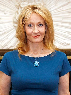 J.K. Rowling to Bring Harry Potter to the Stage