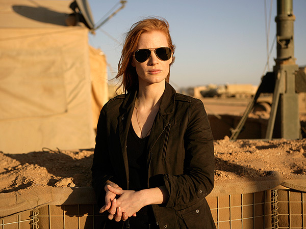 Zero Dark Thirty Review: Jessica Chastain Has Shot at Oscar