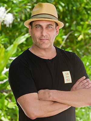 Survivor - Jonathan Penner: I Worked Every Trick I Had