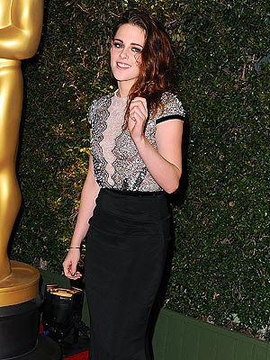 Governors Awards Brings Out the Oscar Hopefuls in Hollywood | Kristen Stewart