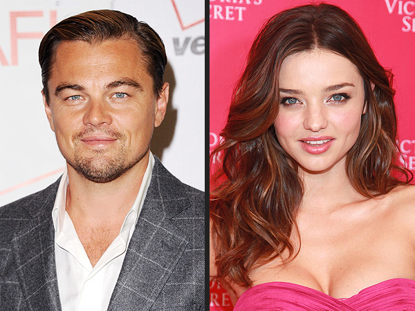 Leonardo DiCaprio Not Dating Miranda Kerr; She's Married to Orlando Bloom