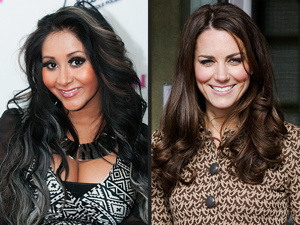 Snooki Gives Kate Middleton Motherhood Advice