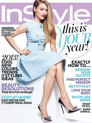 Amanda Seyfried: 'Everyone Wants to Have Sex' with Channing Tatum