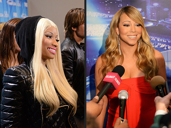 Mariah Carey & Nicki Minaj - Has Their American Idol Feud Fizzled?