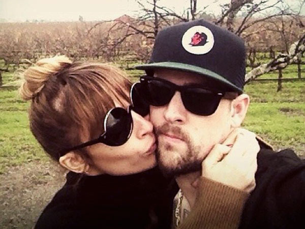 Nicole Richie, Joel Madden Celebrate Second Wedding Anniversary