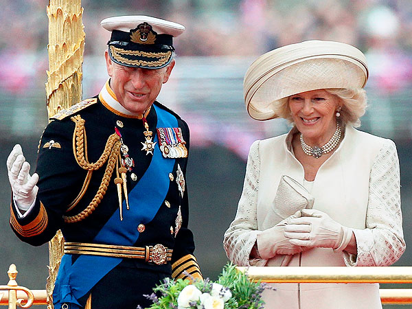 Charles and Camilla's Christmas Card Revealed