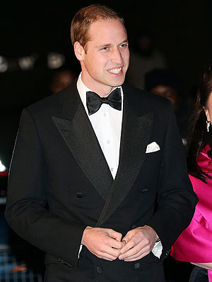 Prince William Steps Out Without Kate