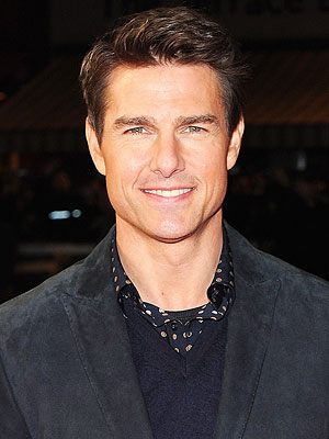 Tom Cruise: I'm Spending Christmas with My Kids