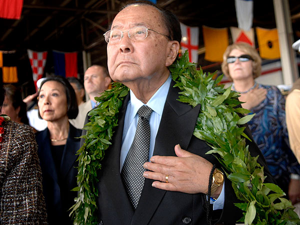 Daniel Inouye Dead; Long-Serving Senator from Hawaii