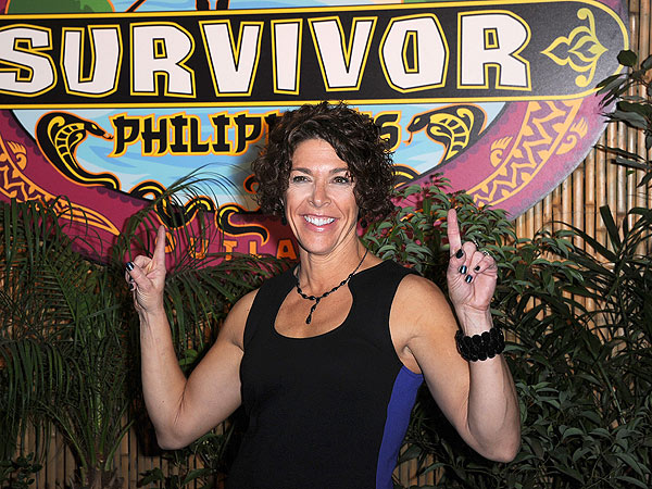 Survivor Winner Denise Stapley 'in a Daze'