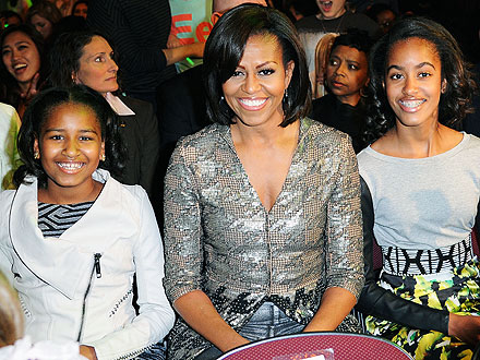 Malia and Sasha Obama Buy Young Adult Novels – and Camus