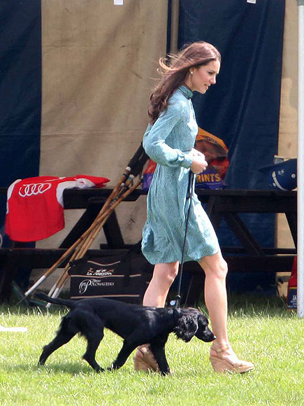 Will & Kate's Little One: Lupo!