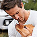 Sexy Guys Who Love Their Dogs | Ryan Reynolds
