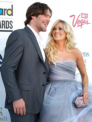 Carrie Underwood and Mike Fisher Have a Leap of Faith