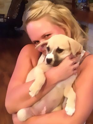 Miranda Lambert Rescues New Dog Emmy Lou