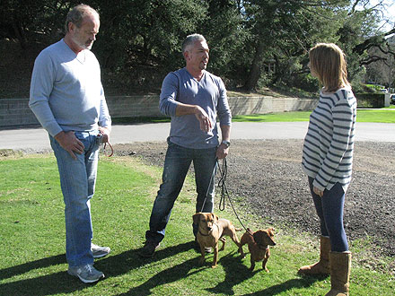 Dog Whisperer Cesar Millan, Kelsey Grammer Talk Dogs and Divorce: People.com