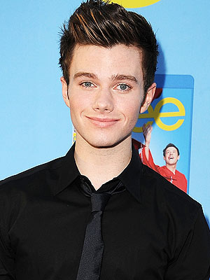 chris colfer vk