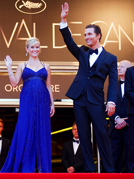 Lights! Camera! Cannes! | Matthew McConaughey, Reese Witherspoon