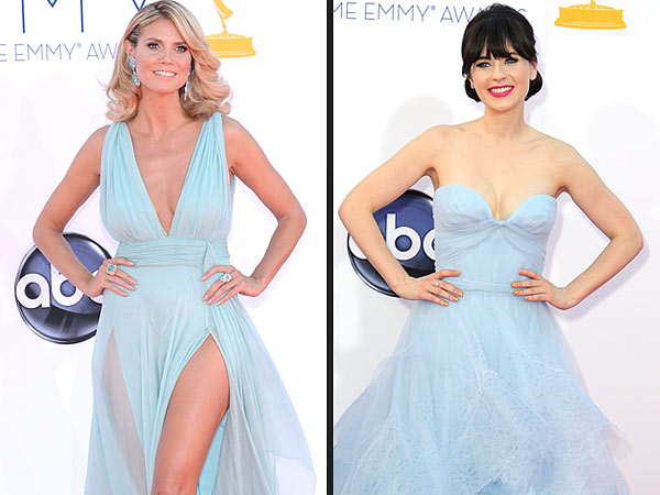 Emmys 2012: All the Best Tweets (and Photos) from Tonight's Red Carpet