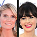 Zooey's Tuned-In Nails! Heidi's Stand-Out Gown! The Best Tweets & Pics from the Red Carpet