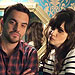 Emmys' Tight-knit TV Casts | Zooey Deschanel