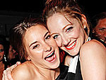 Stars Celebrate at the Night's Biggest Bashes | Judy Greer, Shailene Woodley