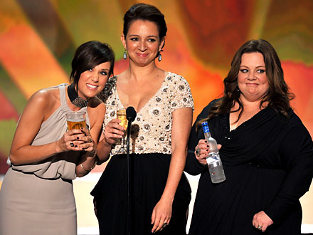 SAG Awards 2012: Play Bridesmaids' Scorsese Drinking Game