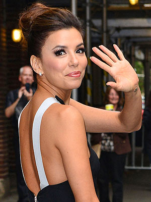 Star Tracks: Star Tracks: Thursday, May 10, 2012 | Eva Longoria