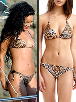 Stars&#39; Favorite Swimwear for Less! | Rihanna