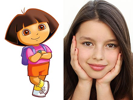 Dora the Explorer - Fatima Ptacek Is the Show's New Voice