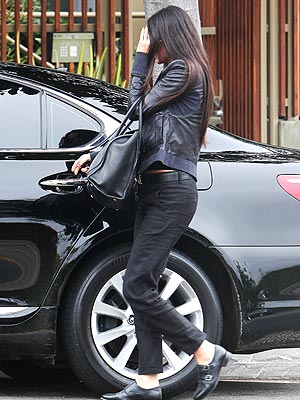Demi Moore Spotted Out in L.A.