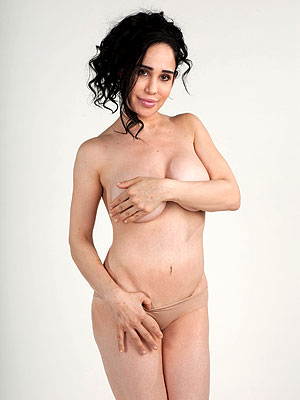 Octomom Nadya Suleman Reveals How Much She Made for Posing Nude