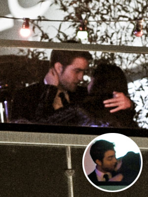 Robert Pattinson, Kristen Stewart Kissing in Cannes: Pictures