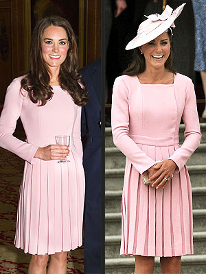 Kate Middleton Style: Emilia Wickstead Dress