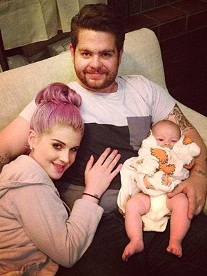 Kelly Osbourne Tweets Photo with Jack