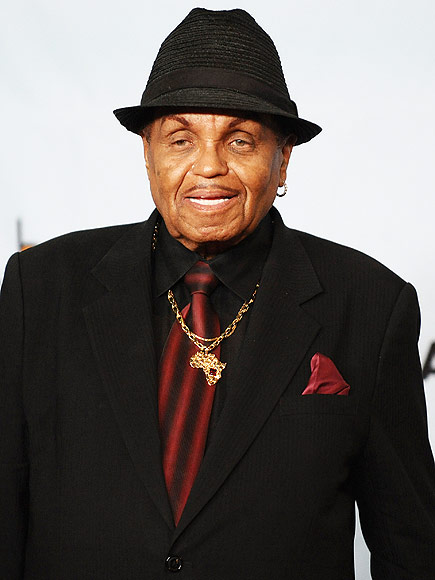 Joe Jackson Suffers Mild Stroke