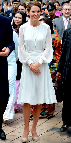 The Duchess's Best-Dressed Tour