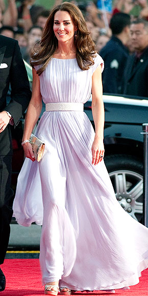 Kate's Fashionable First Year of Marriage