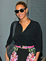 Party on Their Pants! The Hot New Trend | Beyonce Knowles
