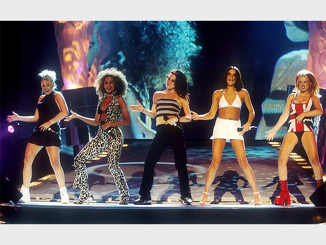 Spice Girls's Style: Then & Now